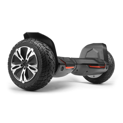 "Гироскутер CACTUS CS-GYROCYCLE_AR2_BK, 8.5"", черный"