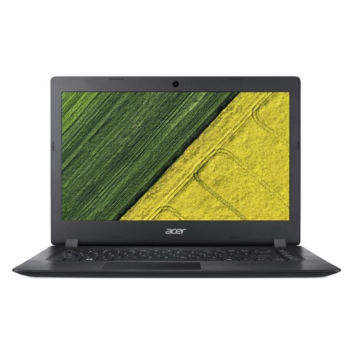 "Ноутбук ACER Aspire A114-32-C2SQ, 14"", Intel Celeron N4000 1.1ГГц, 4Гб, 32Гб eMMC, Intel UHD Graphics 600, Windows 10 Home, NX.GVZER.003, черный"