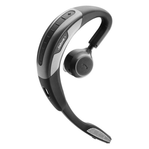 Гарнитура bluetooth JABRA Motion UC MS, моно, черный [6630-900-300]