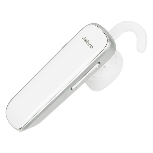 Гарнитура bluetooth JABRA Boost, моно, белый [100-92320001-60]