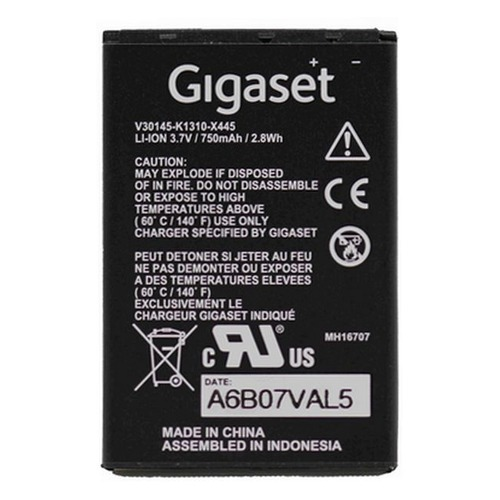 Аккумулятор Gigaset HS SL400 750mAh for DECT
