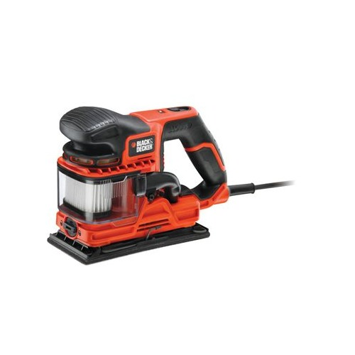 Виброшлифмашина BLACK & DECKER KA330E-QS