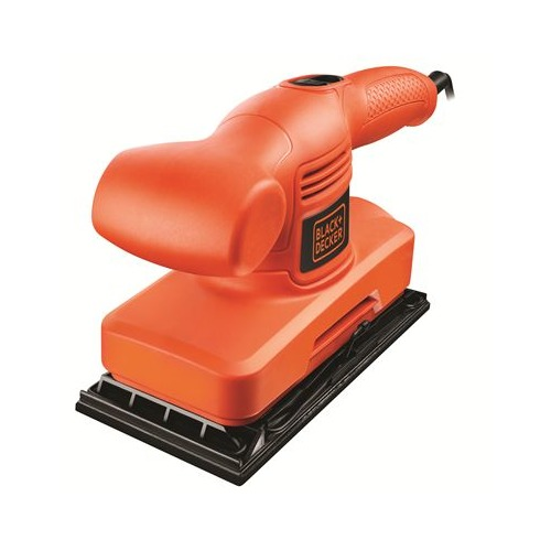 Виброшлифмашина BLACK & DECKER KA310-QS